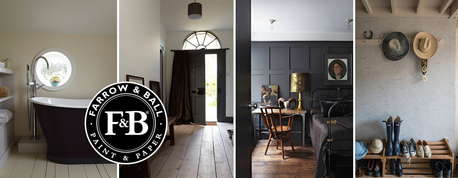Farrow & Ball maalit