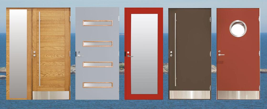 Saaristo ovet