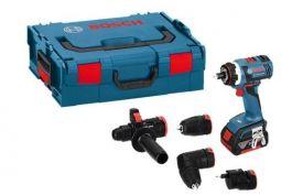 Akkuporakone Bosch Professional GSR 18 V-EC FC2 5in1