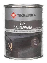 Supi Saunavaha Musta 1 L Tikkurila