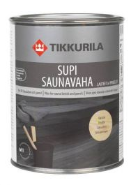 Supi Saunavaha Tikkurila Sävytettävissä 0.9 litraa