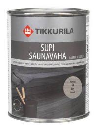 Supi Saunavaha Harmaa 1L Tikkurila