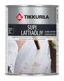 Supi Lattiaöljy 0.9L     Tikkurila