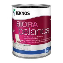 Biora Balance Sisustusmaali täyshimmeä 0,9 litraa Pm1