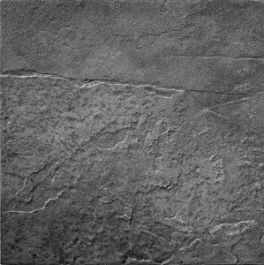 Lattialaatta Himalaya Annapurna 45x45 tummanharmaa/musta