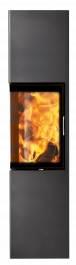 Kevyttakka Austroflamm Slim 2.0 4kW (34-88m³)