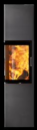 Kevyttakka Austroflamm Slim 2.0 4kW (34-88m³) **Mallikappale**