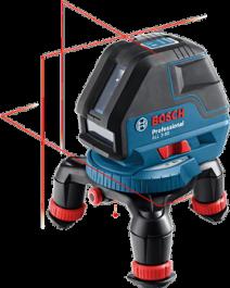 Linjalaser Gll 3-50 + Bm1 L-Boxx Bosch