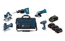 Bosch Konesarja 5Konetta 3 Kpl 4,0Ah