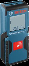 Laseretäisyysmittalaite Bosch GLM 30