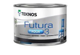 Tartuntapohjamaali Futura Aqua 3 Pm1 0,45 litraa