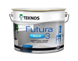 Futura Aqua 3 Pm1 9l Tartuntapohjamaali