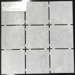 Lattialaatta Kemi Grey 10x10