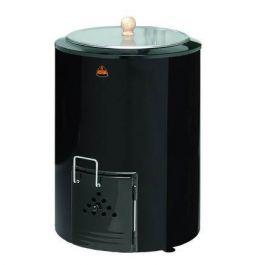 Muuripata Kota Musta 80 litraa + Kansi