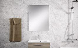 Kylpyhuonepeili Otsoson Alu 60x80