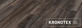 Laminaatti Kronotex Robusto 3573 Harbour Oak Dark 12mm KL33, Takuu 30 vuotta