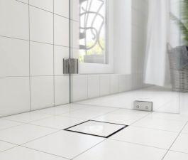 Lattiakaivonkansi Purus Design Neliö 150mm