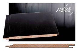 Sisustuspaneeli Maler Mea 10X190X2000 Musta Hiili 1.9m²/Pkt