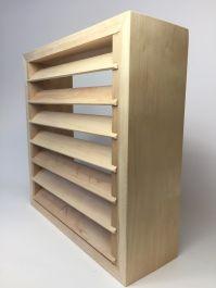 Saunavalaisin Woodlite Led-Ritilävalaisin Tervaleppä 3W 9Vdc 300