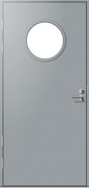 Ulko-ovi Päijänne-ovet Paatsalo sileä mittatilausovi