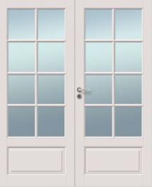 Pariovi, Saaristo Perinne-ovet, massiivirakenne, 8-R Valkoinen