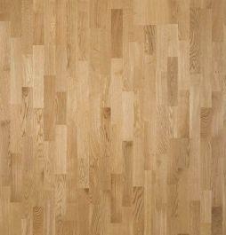 Parketti Parla Tammi Select 3-säleinen mattalakattu 2,70m²/pkt