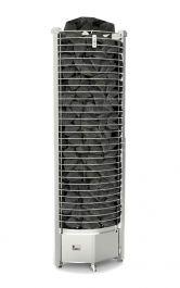 Sähkökiuas Sawo Tower Heater 6kW Corner (5-8 m³), Erillinen ohjauskeskus