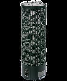 Sähkökiuas Mondex Tahko M Musta 10,5kW (12-22 m³) Kiinteä Ohjauskeskus
