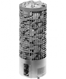 Sähkökiuas Mondex Tahko M Teräs 6,6kW (6-9 m³) Kiinteä Ohjauskeskus