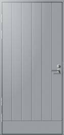 Ulko-ovi Päijänne-ovet Talas pysty mittatilausovi