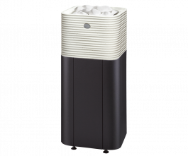 Sähkökiuas Tulikivi Huurre 6,8kw integroitu valkoinen (5-9m³)