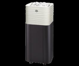 Sähkökiuas Tulikivi Huurre 9,0kw integroitu valkoinen (8-13m³)