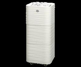 Sähkökiuas ulikivi Huurre valkoinen 10,5kw (9-15m³)