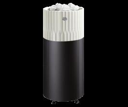 Sähkökiuas Tulikivi Riite 9,0 kw integroitu valkoinen