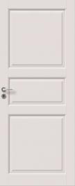 Väliovi, Saaristo Perinne-ovet, massiiivirakenne, 3-P Valkoinen
