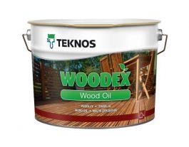 Puuöljy Woodex Wood Oil Teknos 9 litraa Väritön