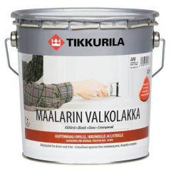 Maalarin Valkolakka 2.7 litraa