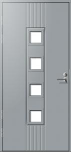 Ulko-ovi Päijänne-ovet Aalto mittatilausovi