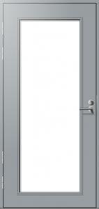 Ulko-ovi Päijänne-ovet Aava mittatilausovi
