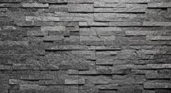 Verhoilukivi Aitokivi Black Quartzite 15x60 0