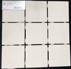 Lattialaatta ARC White 10x10
