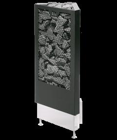 Sähkökiuas Mondex Aura 6,6kW Black, Finlandia ohjauskeskus