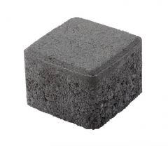 Betonikivi Lakka Klassikko neliökivi 60 115x115x60mm Musta
