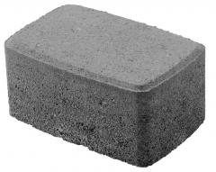 Betonikivi Lakka klassikkokivi 60 172x115x60mm Musta