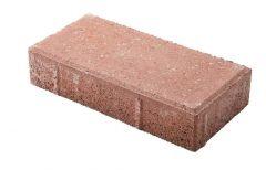 Betonikivi Lakka Pihakivi 60 278x138x60mm Punainen