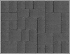 Betonikivi Lakka Roomankivet 60mm 5 eri kokoa Musta