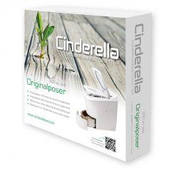 Biolan Cinderella pussit 500 kpl