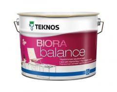 Biora Balance Sisustusmaali 2,7l Teknos