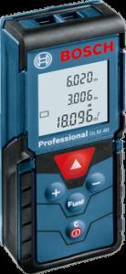 Laseretäisyysmittalaite Glm 40 Bosch