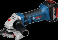 Kulmahiomakone Bosch GWS 18-125 V-LI SOLO